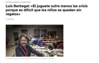 El diario Información entrevista a Luis Berbegal de INJUSA