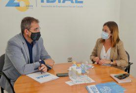 Reunión de IBIAE con Som Ibi