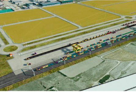 Presentación del estudio de modelo de negocio del puerto seco y proyecto del 'Nodo Logístico del Levante Interior'