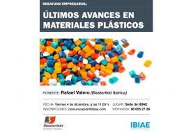 Últimos avances en materiales plásticos