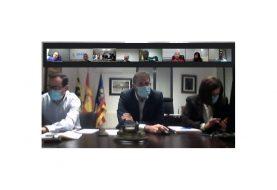 Reunión de empresarios con el Ayuntamiento de Onil
