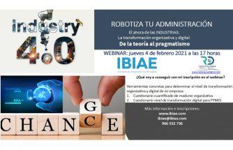 Webinar: robotiza tu administración