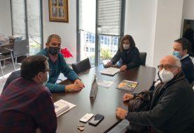 IBIAE traslada al Ayuntamiento de Onil las necesidades y posibilidades de mejora de los polígonos