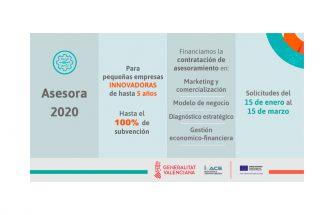 Ayudas para el desarrollo de planes empresariales para el crecimiento de nuevas empresas innovadoras 2020