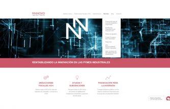 FINNOVO CONSULTORÍA renueva su web e introduce nuevos servicios