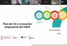 Vídeo del webinar de la presentación de ayudas IVACE 2021