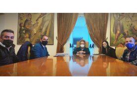 IBIAE presenta el proyecto de una EGM al Ayuntamiento de Castalla