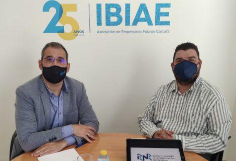 IBIAE renueva con Instituto Europeo de Normalización Empresarial el convenio de certificaciones ISO