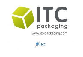 ITC PACKAGING redobla su apuesta en materia de sostenibilidad y materiales reciclados con la certificación ISCC Plus