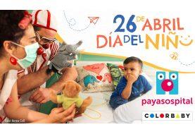 COLORBABY dona juguetes a hospitales de la provincia con motivo del 'Día del niño'