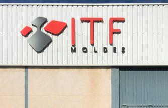 ITF MOLDES renueva la imagen exterior de sus instalaciones