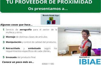 Tu proveedor de proximidad: ROSARIO GRANDE