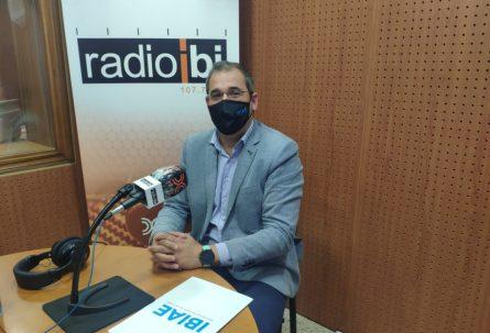 Entrevista al director de IBIAE en Radio Ibi