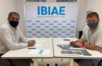 IBIAE y Securitas mantienen su reunión de seguimiento mensual