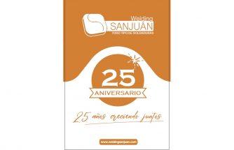 WELDING SANJUÁN celebra su 25 aniversario