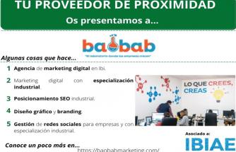Proveedor de Proximidad: BAOBAB MARKETING