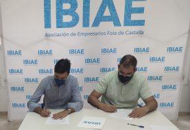 IBIAE e IRISTRACE rubrican un convenio de digitalización y control de procesos