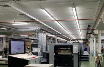 CREAPRINT adquiere una Heidelberg XL