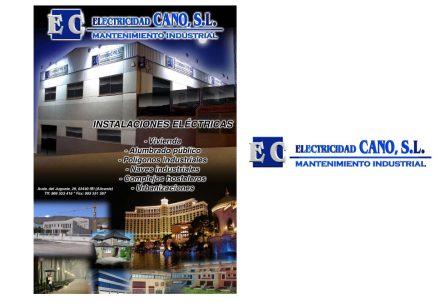 ELECTRICIDAD CANO se asocia a IBIAE