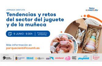 IBIAE moderará un mesa redonda sobre tendencias y retos del sector juguete y de la muñeca