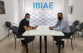 IBIAE celebra su encuentro mensual con el concejal de Impulso Económico de Onil