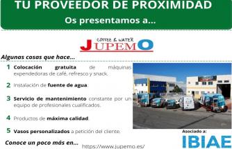 Proveedor de Proximidad: JUPEMO