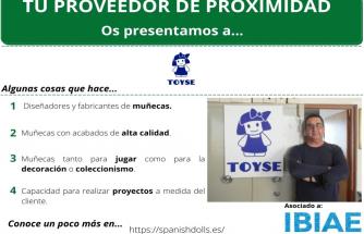 Proveedor de Proximidad: TOYSE SPANISH DOLLS
