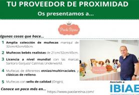 Proveedor de Proximidad: PAOLA REINA