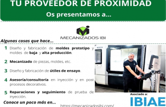 Proveedor de Proximidad: MECANIZADOS IBI