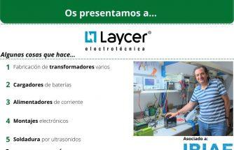 Proveedor de proximidad: LAYCER ELECTROTÉCNICA
