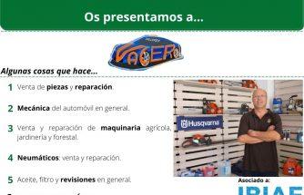 Proveedor de proximidad: TALLERES J.VALERO