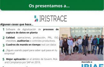 Proveedor de proximidad: IRISTRACE