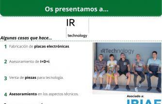Proveedor de proximidad: IR TECHNOLOGY