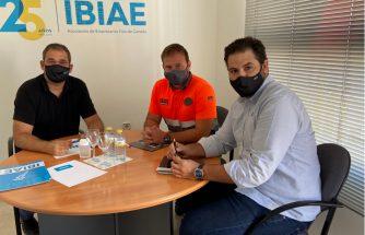 IBIAE realiza la reunión de seguimiento con Securitas