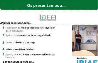 Proveedor de proximidad: IDFA