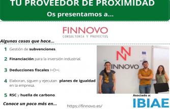 Proveedor de Proximidad: FINNOVO