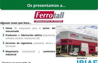 Proveedor de proximidad: Ferrotall