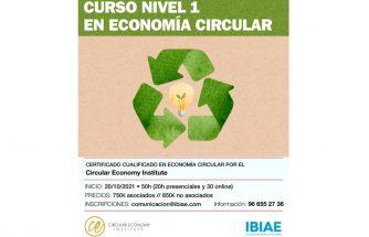 Curso Nivel 1 en economía circular