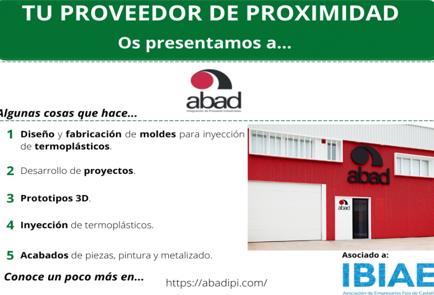 Proveedor de Proximidad: ABAD
