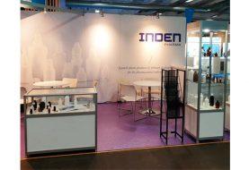 INDEN PHARMA expone en Pharmapack Europe