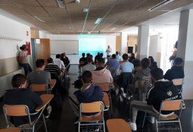 Vuelven las charlas de expertos al Ciclo Superior de FP Dual de Transformación de Polímeros